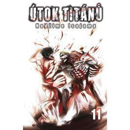 Isajama Hadžime: Útok titánů 11