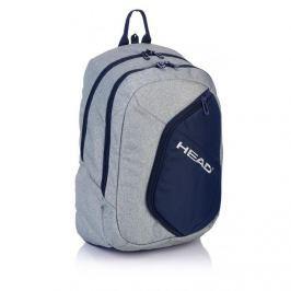 ASTRA - Studentský batoh Head HD-65 šedomodrý
