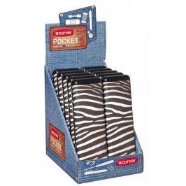 CURVER - Organizér POCKET L zebra