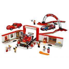 LEGO - Úžasná garáž Ferrari