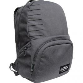 MAJEWSKI - Studentský batoh St.Right Melange light gray BP35