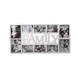 MAKRO - Fotorámeček Family 72 x 36 cm