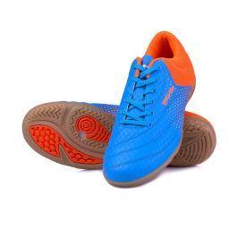 SPOKEY - HALL  JR 3 Juniorská sálová obuv modro-oranžová vel.31