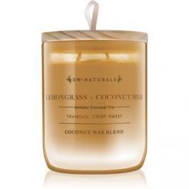 DW Home Lemongrass + Coconut Milk vonná svíčka 500,94 g