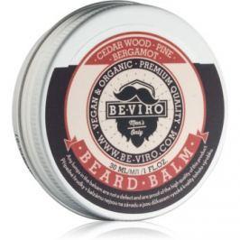 Be-Viro Men´s Only Cedar Wood, Pine, Bergamot balzám na vousy  30 ml