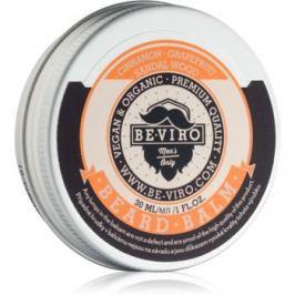 Be-Viro Men´s Only Grapefruit, Cinnamon, Sandal Wood balzám na vousy  30 ml