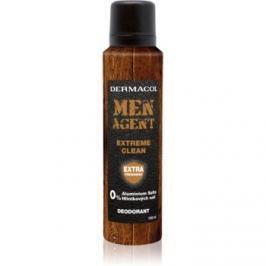 Dermacol Men Agent Extreme Clean deodorant ve spreji  150 ml