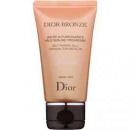 Dior Dior Bronze samoopalovací gel na obličej  50 ml