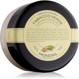 Mondial Luxury Bicolor krém na holení Green Tabacco 150 ml