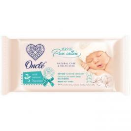 Onclé Baby vlhčené čisticí ubrousky pro děti  54 ks