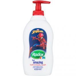 Radox Kids Feel Amazing sprchový a koupelový gel  400 ml
