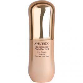 Shiseido Benefiance NutriPerfect oční sérum proti vráskám, otokům a tmavým kruhům  15 ml