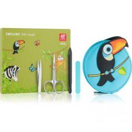 Zwilling Kids Jungle manikúrní set pro děti Toucan 4 ks