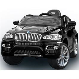 BMW X6 Luxury lakované černé