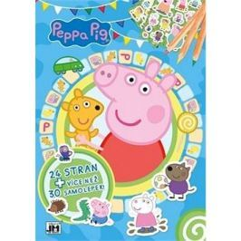 Peppa Pig cvičebnice