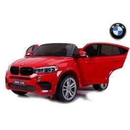 BMW X6 M červené