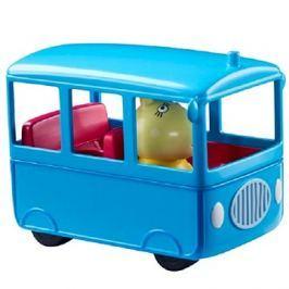 Peppa Pig Školní autobus s figurkou
