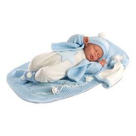 Llorens New Born spící 74045