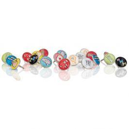 Sada 20 mini odznáčků NPW Push Pins