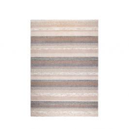 Hnědý ručně vyráběný koberec Dutchbone Arizona, 170x240jcm