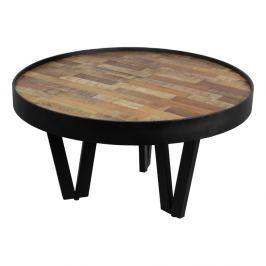 Konferenční stolek z mangového dřeva HSM collection Logan