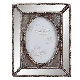 Stolní fotorámeček Clayre & Eef Anne,pro fotografii 13 x 18 cm