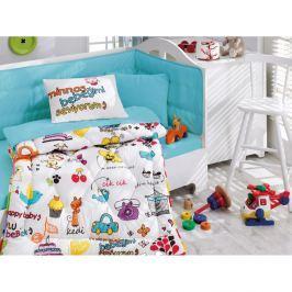 Dětský ložnicový set Bebek,100x170cm