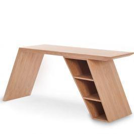 Pracovní dřevěný stůl Ángel Cerdá Notio