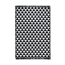 Černobílý oboustranný koberec Homedebleu Apollon, 120 x 180 cm