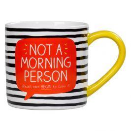 Hrnek Happy Jackson Not A Morning Person, 300ml