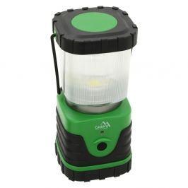 Zelená LED svítilna Cattara Camping