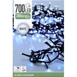 PROGARDEN Světelný řetěz 700LED 14 m bílá KO-AX8511620