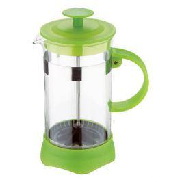 RENBERG Konvička na čaj a kávu French Press 600 ml zelená RB-3108zele