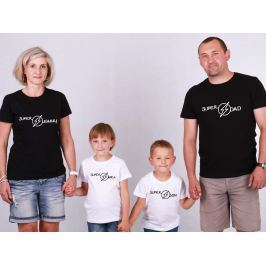 Set triček Super Family