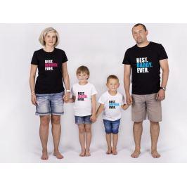 Set triček Best Family Ever