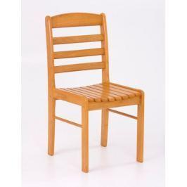 Halmar Jídelní židle BRUCE, olše zlatá