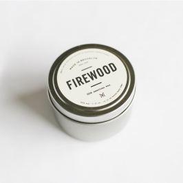 Pánská svíčka Brooklin Candle Firewood