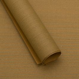 Balicí papír, natura s proužky