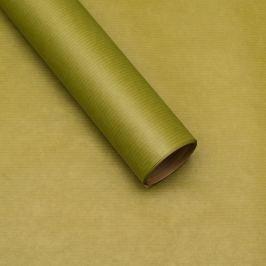 Balicí papír, natura, olivový