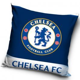 Tip Trade Polštářek Chelsea FC Dark blue, 40 x 40 cm,