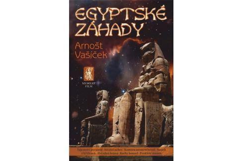 Dárek Vašíček Arnošt: Egyptské záhady Záhady