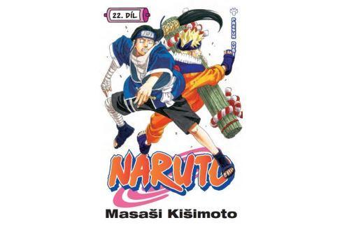 Dárek Kišimoto Masaši: Naruto 22 - Přesun duší Komiksy