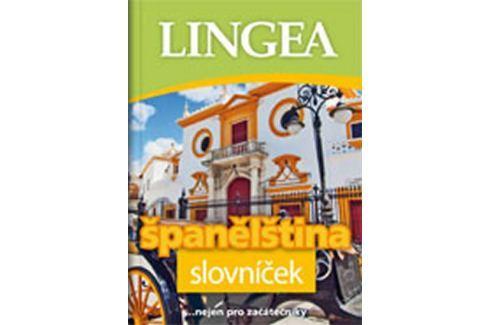 Dárek Španělština slovníček Lexikony, encyklopedie