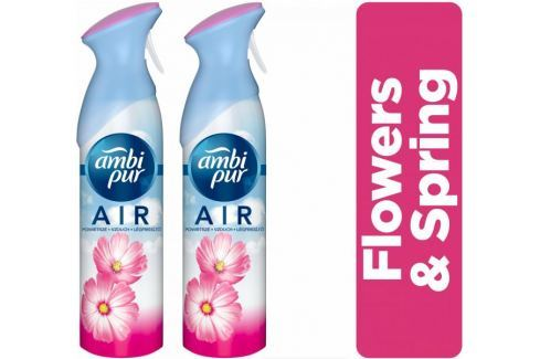 Dárek Ambi Pur Flowers & Spring Osvěžovač vzduchu 2 x 300ml Osvěžovače, svíčky