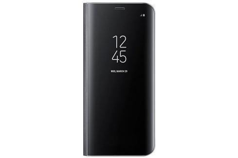 Dárek Samsung Kryt Clear View Standing Cover (Samsung Galaxy S8), černá Pouzdra, kryty