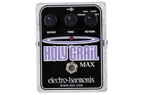 Dárek Electro-Harmonix Holy Grail Max Kytarový efekt Efekty, zesilovače