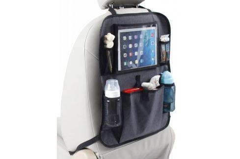 Dárek BabyDan Kapsář do auta s kapsou na tablet, Luxury Grey Produkty