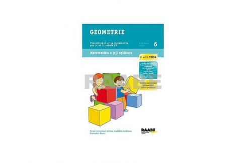 Dárek Cemerková Golová Petra a kolektiv: Geometrie - Pracovní sešit 6 Slovníky, učebnice