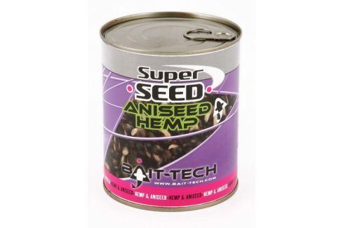 Dárek Bait-Tech konopí canned superseed aniseed hemp 710 g Partikly, partiklové nástrahy
