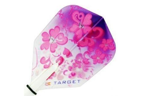 Dárek Target – darts Letky VISION 100 Standard Girl Play - Kitten 34117430 Letky